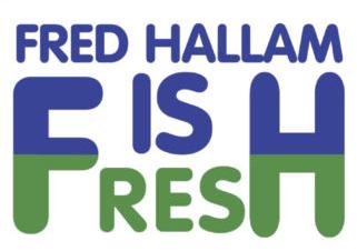 Fred Hallam Logo