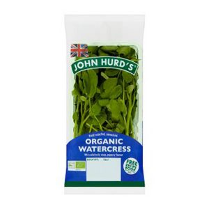Watercress John Hurd Organic