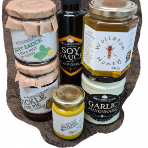 Pickles, Sauces, Jams & More